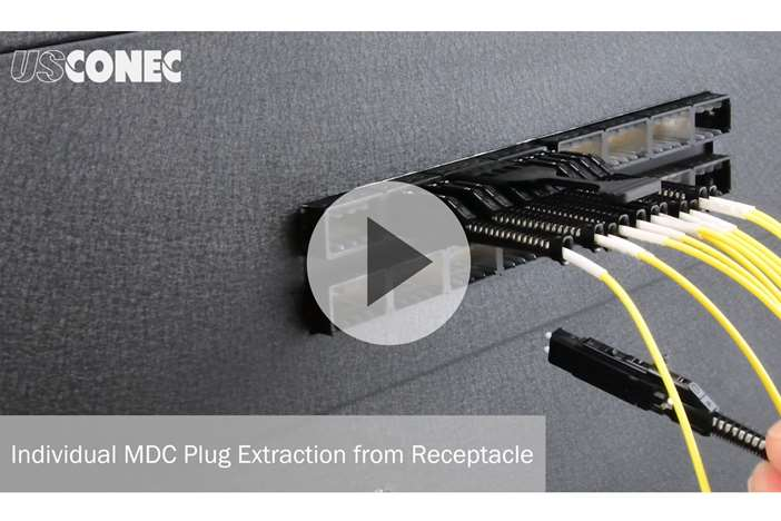 MDC Insertion Extraction Video Image